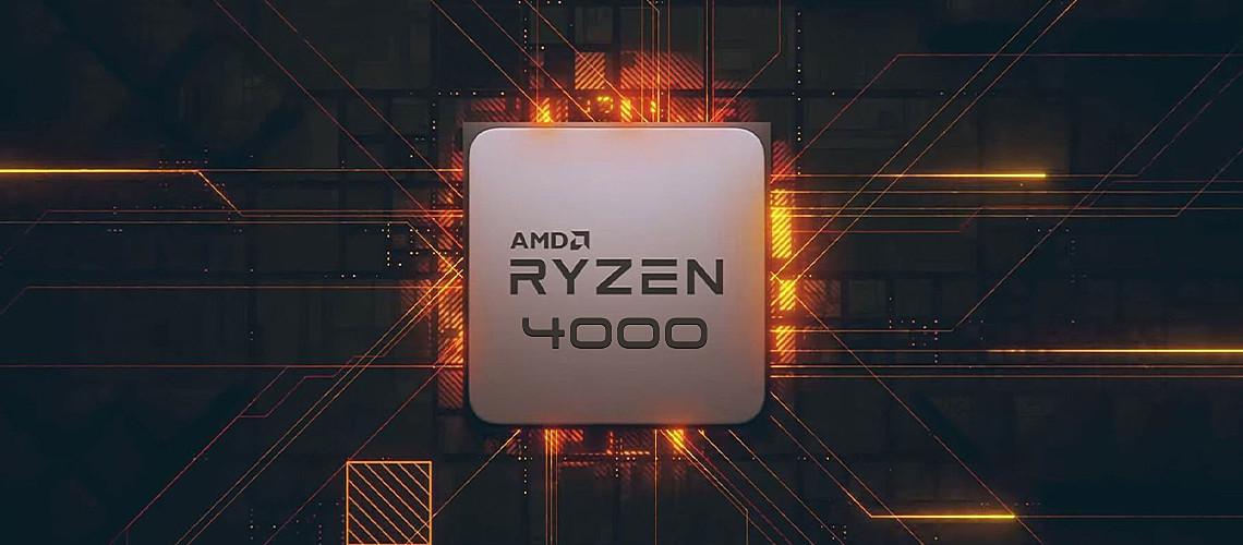AMD Ryzen 4000 slika