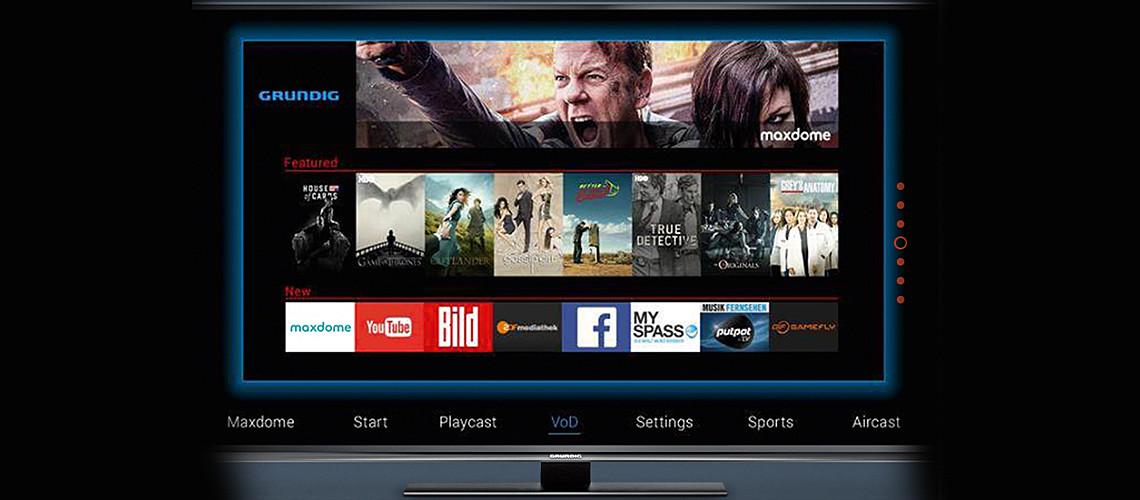 SMART interactive  TV slika