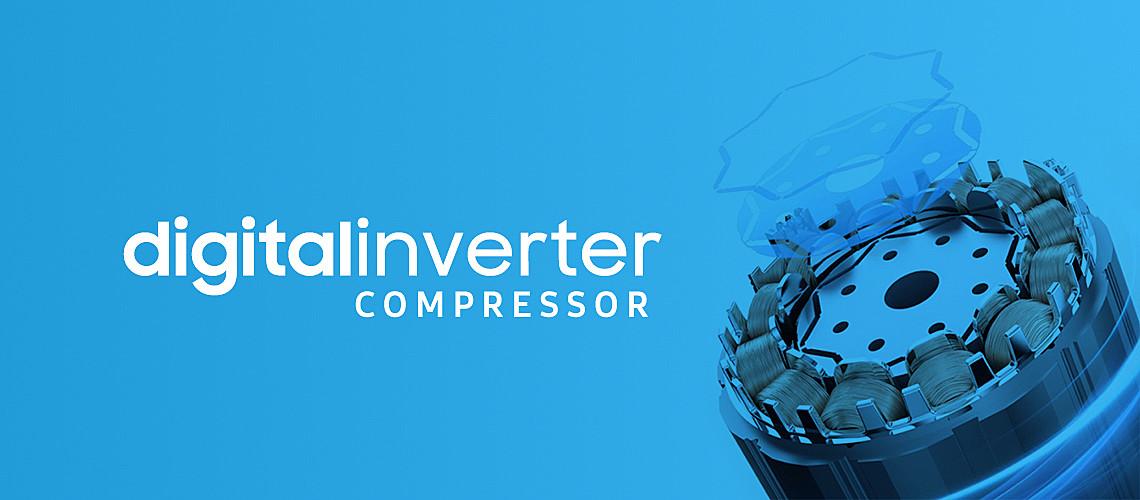 Digital Inverter Compressor slika