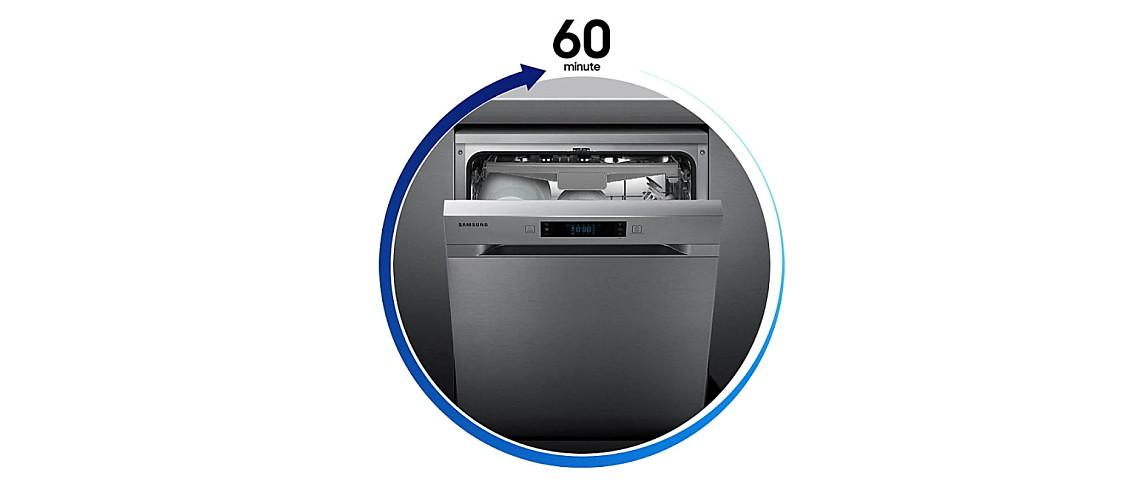 Ušteda vremena uz 60-minutno pranje i sušenje slika
