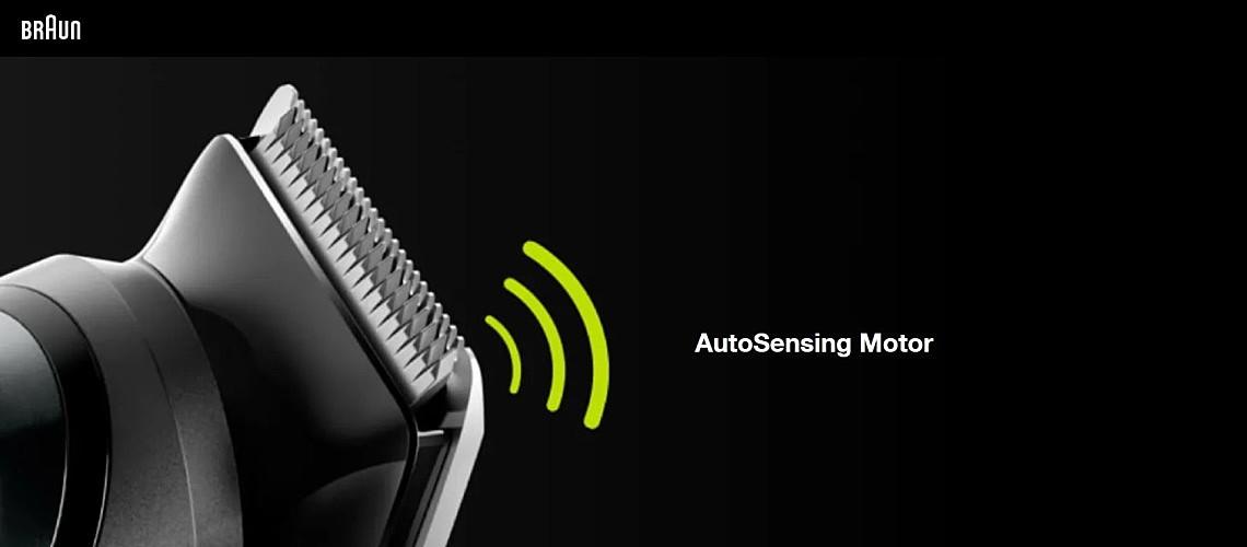 AutoSensing Motor slika