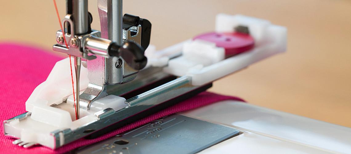 Automatska izrada rupice za dugme  slika