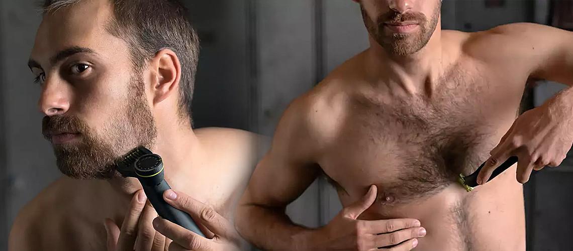 Podrezivanje (lice + tijelo), brijanje slika