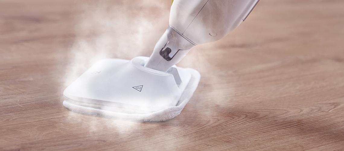 Učinkovito čišćenje nano parom slika