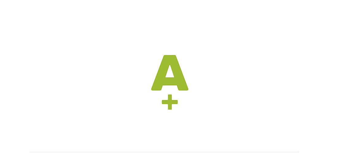 A + energetski razred i niska razina buke slika