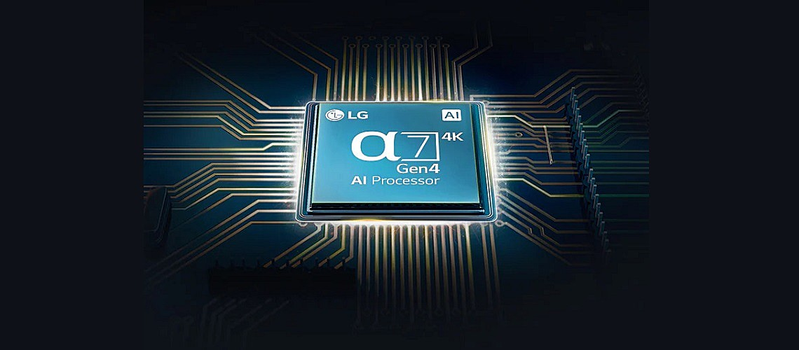 4K Procesor α7 Gen4 AI slika