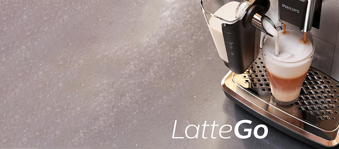 LatteGo sustav slika
