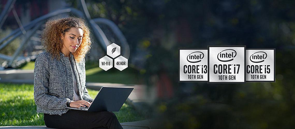 Intel procesor 10. generacije slika