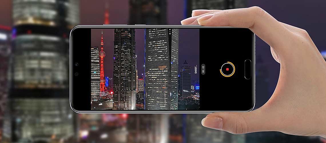 Huawei P20 Lite nova definicija stila. slika