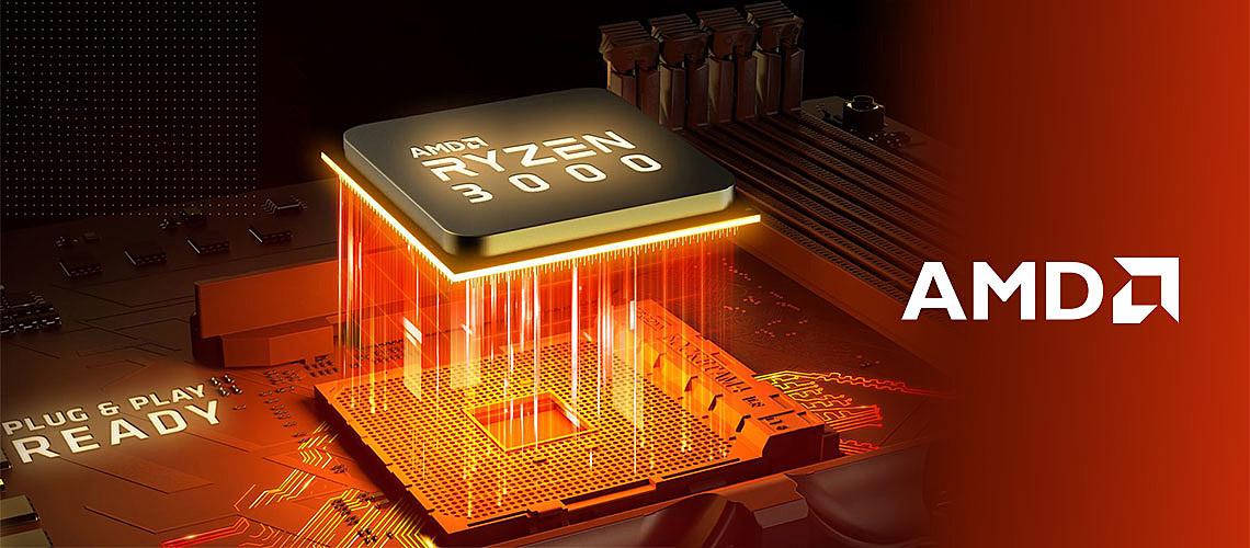 AMD Ryzen 3000 slika
