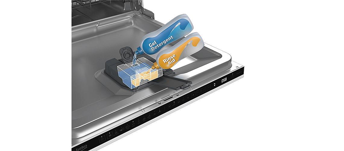 AutoDose - Optimalna količina deterdženta, efikasno pranje slika