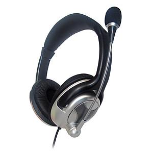 Slušalice + mikrofon