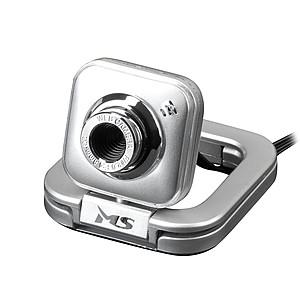 Web kamera MS 301; Srebrna