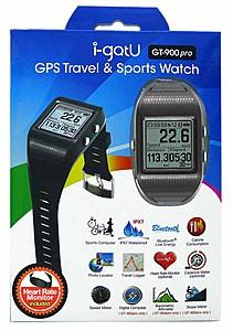 GPS Sportski sat + monitor rada srca