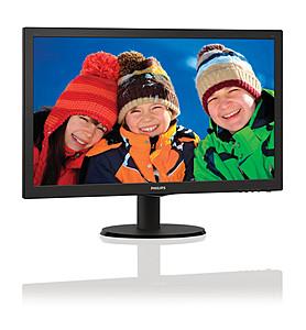 """Monitor 21.5""""; 1920×1080; 16:9; LED; 5ms"""