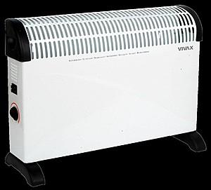 Grijalica konvektorska, snaga 2000 W