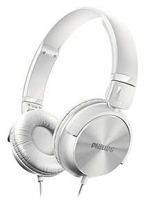 PHILIPS SHL3060 WHITE