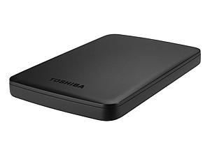 """Prijenosni disk 2.5""""; 500GB; USB3.0; crn"""