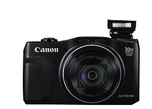 Fotoaparat, crni