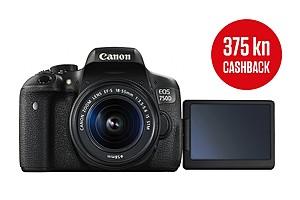 CANON EOS750D 18-55