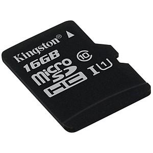 Memorijska kartica microSD 16GB + SD Ada