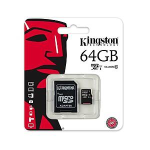 Memorijska kartica microSD 64GB + SD Ada
