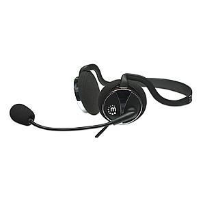 Slušalice Behind-The-Neck Stereo+Mic
