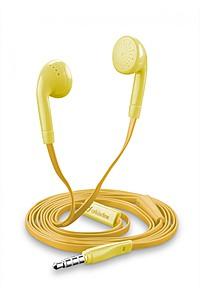 Slušalice B-FLY YELLOW