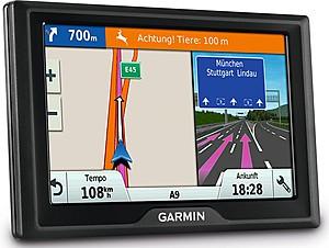 Navigacija; Drive 40LMT Centralna Europa