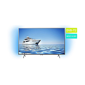108cm,Ultra HD,HEVC H.265,Android TV