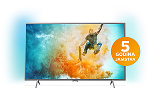 139cm,Ultra HD,HEVC H.265, Android TV