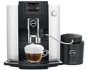 Aparat za kavu, hladnjak za mlijeko