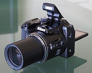 NIKON B500 BLACK