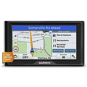 Navigacija, Drive Luxe 50LMT Europe