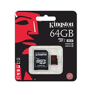 Memorijska kartica microSD 64GB