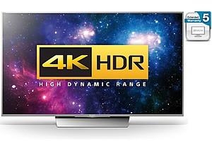 LED TV,139cm, DVB-T2 HEVC, 4K, AndroidTV