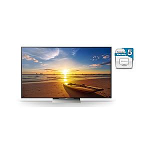 LED TV,164cm, AndroidTV, 4K, DVB-T2 HEVC