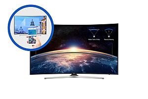 LED TV,138cm,Ultra HD,PQI1400,Tizen