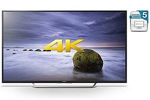 LED TV,123cm, 4K HDR, Android TV