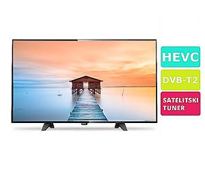 LED TV, 80cm, DVB-T2/S2, HEVC H.265