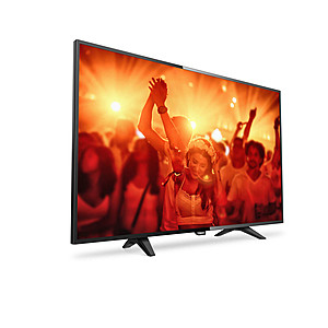 LED TV,108cm, FHD,DVB-T2/S2, HEVC H.265