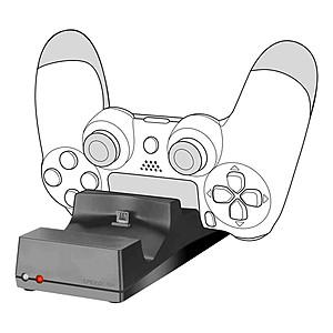 Punjač za 2 PS4 Gamepada; Jazz