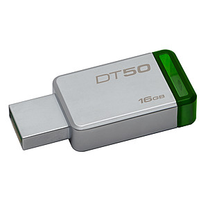USB Flash Memorija 16GB; USB 3.0; Green