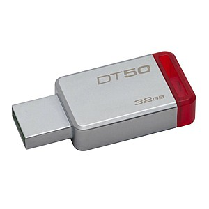 USB Flash Memorija 32GB; USB 3.0; Red