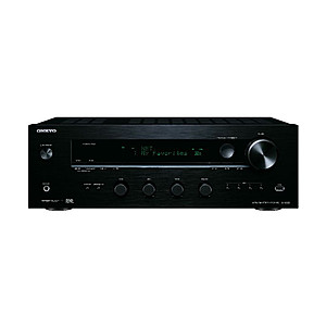 Stereo receiver; TX-8130 Black