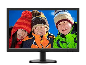 "Monitor 23.6""; 1920x1080; 4ms; HDMI"