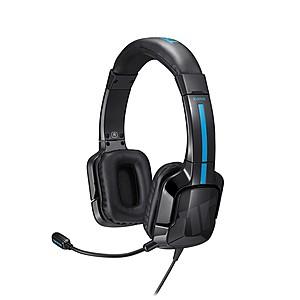 Slušalice; Kama; Gaming; PS4; Crne