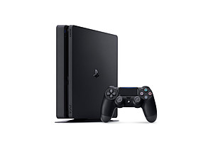 SONY Playstation 4 500GB SlimChassis Black