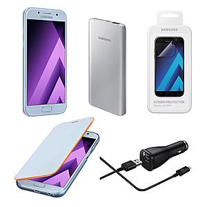 "Smartphone 5.2""; OC; 3GB; Blue; Neon Fli"
