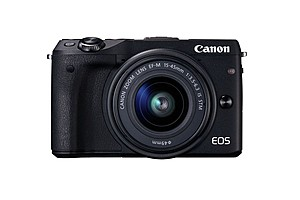 CANON EOS M3 15-45 IS
